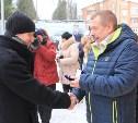 В Новомосковске 24 сироты получили ключи от квартир
