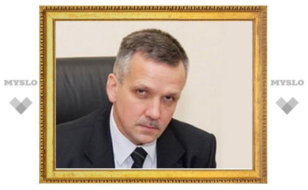 В правительстве Тульской области новое увольнение