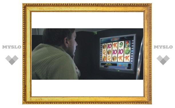 В Туле закрыли три подпольных казино