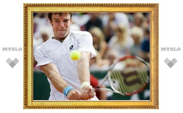 Российский теннисист проиграл в 1/8 финала Rolad Garros