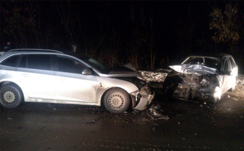 Из-за пьяного водителя в ДТП пострадали женщина и ребёнок