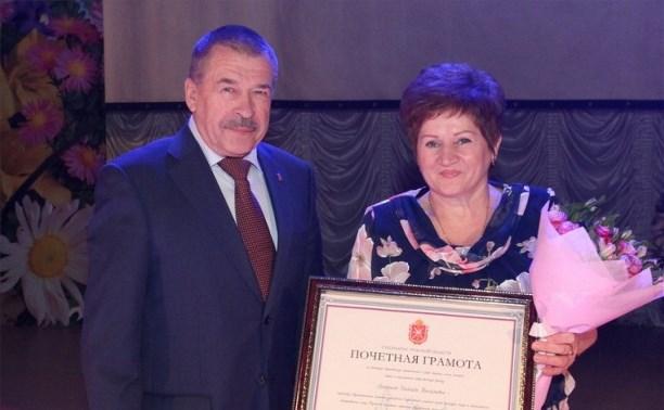 Тульское отделение «Союза женщин России» отметило 25-летний юбилей