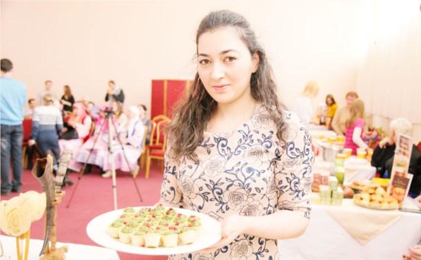 Национальные диаспоры угостили туляков традиционными блюдами