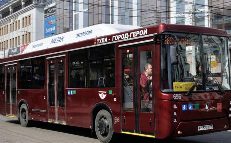 После жалоб жителей в Туле продлили маршрут автобуса № 27а