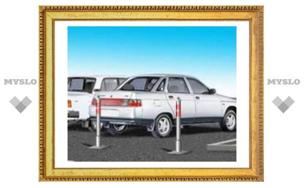 В Туле увеличится число платных парковок