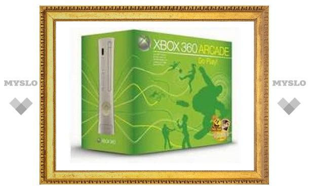 Новая комплектация Xbox 360 поступила в продажу