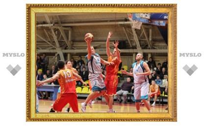 Баскетбольный клуб «Тула-ЩекиноАзот» проиграл стартовый матч