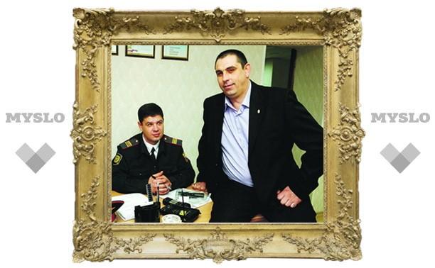 Жеглов и Шарапов в Туле ловят бандитов