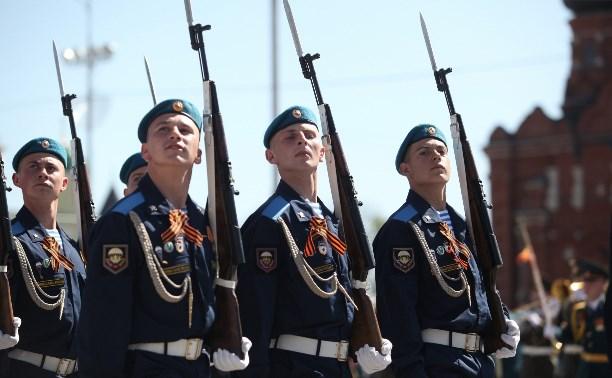 В десантных войсках РФ появилась Тульская дивизия