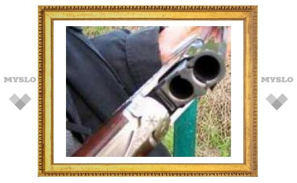 Житель Тульской области прятал арсенал под полом
