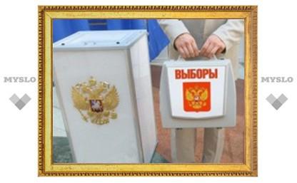 В Липках нарушений на выборах не зафиксировано