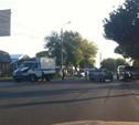 ДТП с участием полицейского автомобиля: четверо пострадали