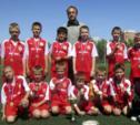 Юные футболисты алексинской «Оки» стали пятыми в Тамбове