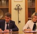 Дмитрий Миляев подписал контракт главы администрации Тулы