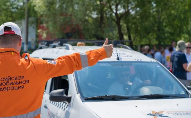 В Туле выбрали лучшего водителя такси