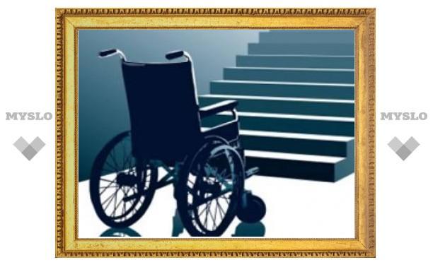 Ульяновские инвалиды пожаловались Медведеву на санатории без пандусов