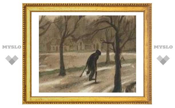 Раннюю акварель Ван Гога продали за 151 тысячу евро