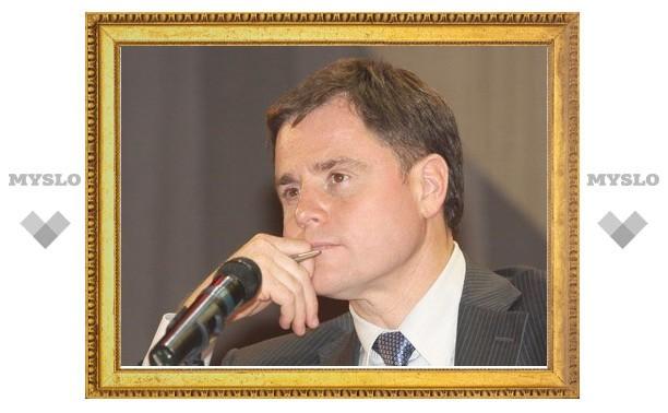 Владимир Груздев расширяет свои владения