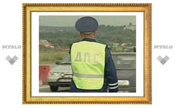 Сегодня в Туле 5 аварий