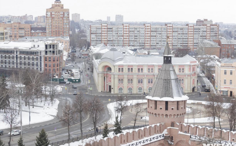 В рейтинге городов с самым высоким качеством жизни Тула опустилась на 19 место