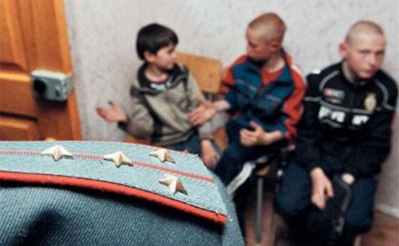 В Туле снизилось число преступлений, совершенных несовершеннолетними