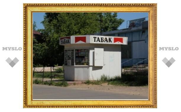 В Туле проверили магазины, торгующие табачными изделиями