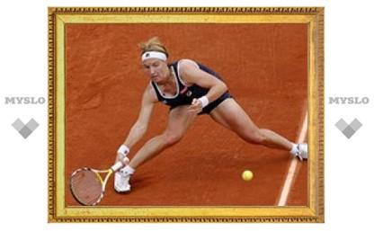 Светлана Кузнецова обеспечила России представительство в финале Roland Garros