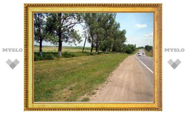 В Краснодарском крае машина сбила оформлявшего ДТП полицейского