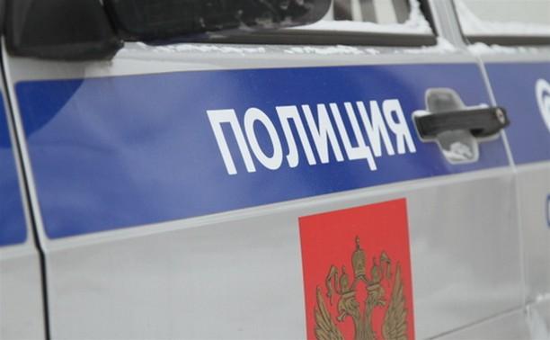 В Тульской области мужчина скончался в машине полиции