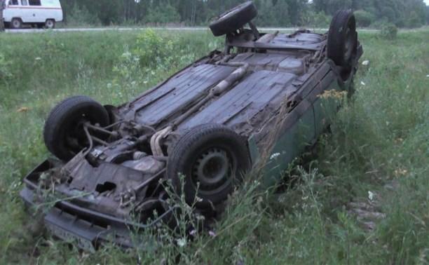 За полгода на территории Тульской области произошло более тысячи ДТП