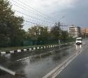 Тульские власти обследовали все подтопленные улицы