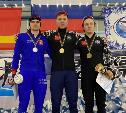 Тульские конькобежцы завоевали три медали на Кубке России