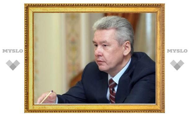 Губернатор Тульской области и мэр Москвы обсудили вопросы взаимного сотрудничества