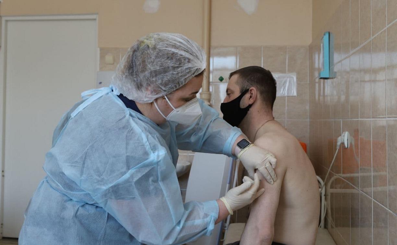 В Тульской области началась выездная вакцинация от COVID-19