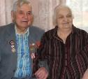 Евгений Авилов вручил медали супругам Кольцовым - ветеранам войны
