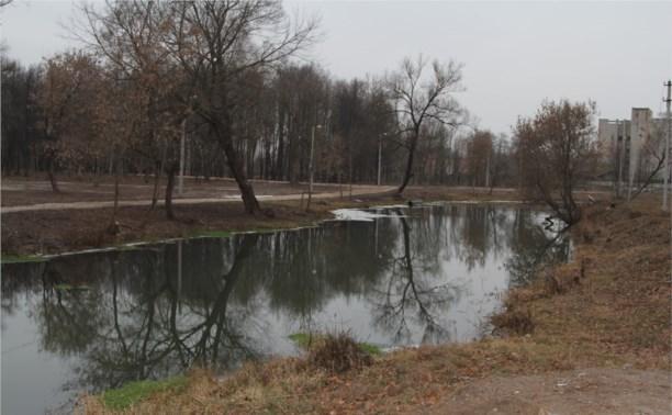 В Баташевском саду разобьют парк птиц