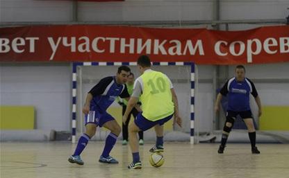 В чемпионате по мини-футболу среди любителей близится развязка