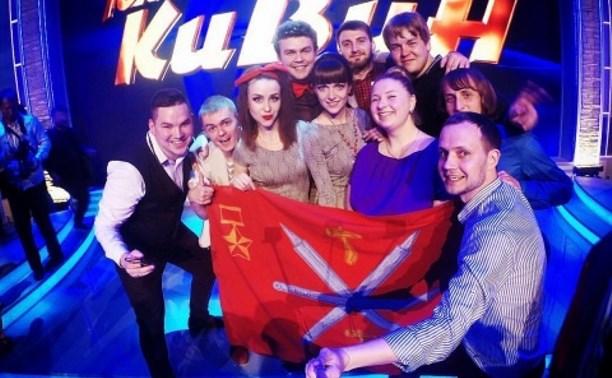 Тульская команда КВН выступила на фестивале «Голосящий КиВиН-2016»
