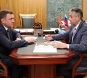 В Новомосковске проект «Большая вода» планируют завершить к концу 2016 года