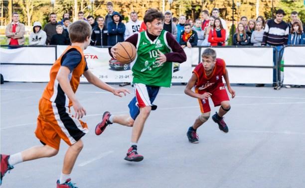 Турнир STREET 71 определил лучших баскетболистов года