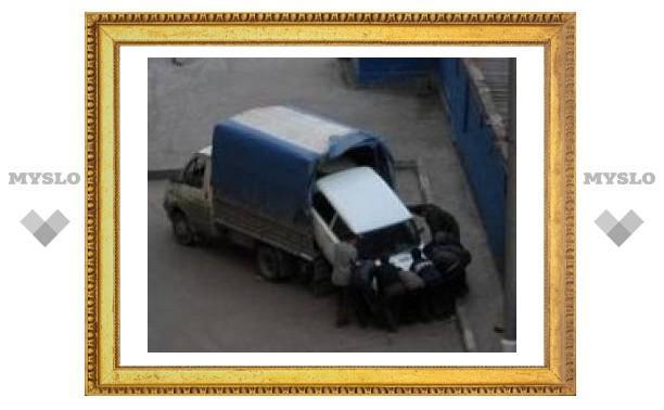 Составлен рейтинг самых угоняемых в Москве автомобилей