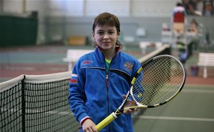 Юный тульский теннисист не прошел второй круг турнира в США