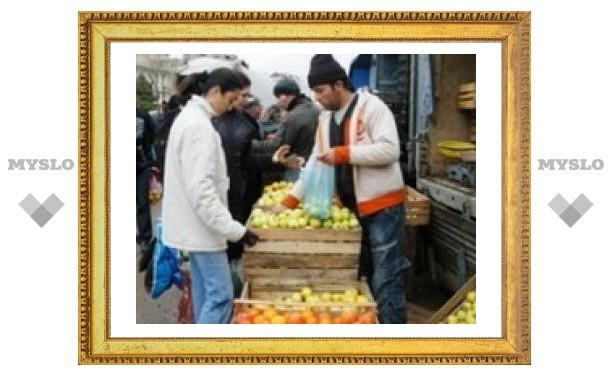 Тульские артисты будут торговать продуктами