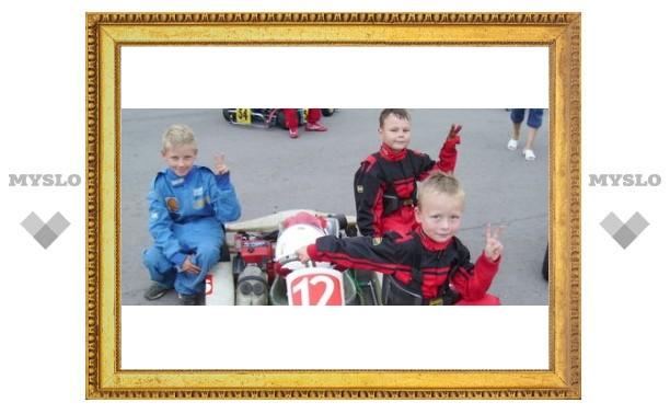 В Туле прошел фестиваль автогонок