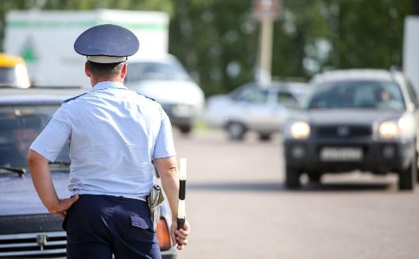 Инспекторы ГИБДД поймали за выходные 40 пьяных водителей
