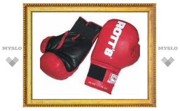В Туле появится школа профессионального бокса