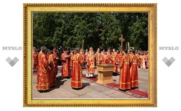 Патриарх Кирилл совершит Божественную литургию на Бутовском полигоне