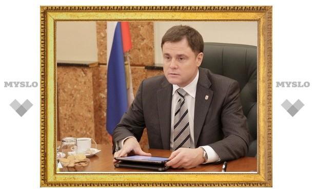 Владимир Груздев встретился с представителями федеральных СМИ