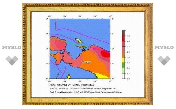 Сейсмологи сняли предупреждение о цунами в Индонезии