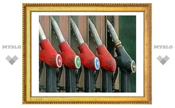 Почему в Туле дорогой бензин